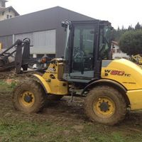 New Holland W60 TC